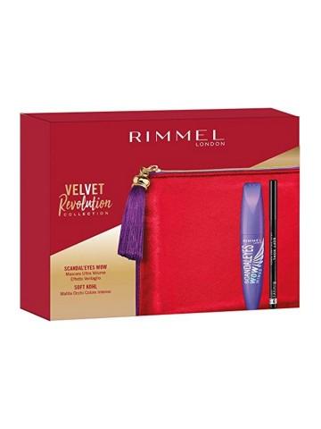 Kit Pochette Rimmel -...