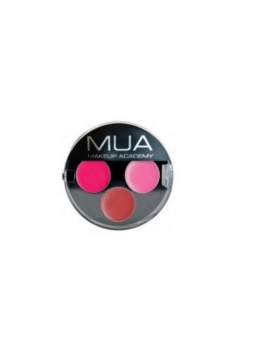 Lipstick Mua Trio - Scarlet