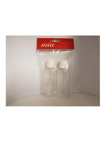 Set Bottiglie Viaggio Mia...