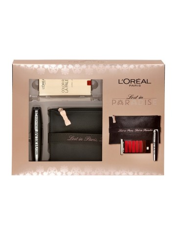 Coffret L'oreal-lost In...