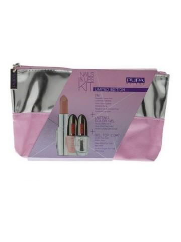 Pochette Pupa Nails & Lips...